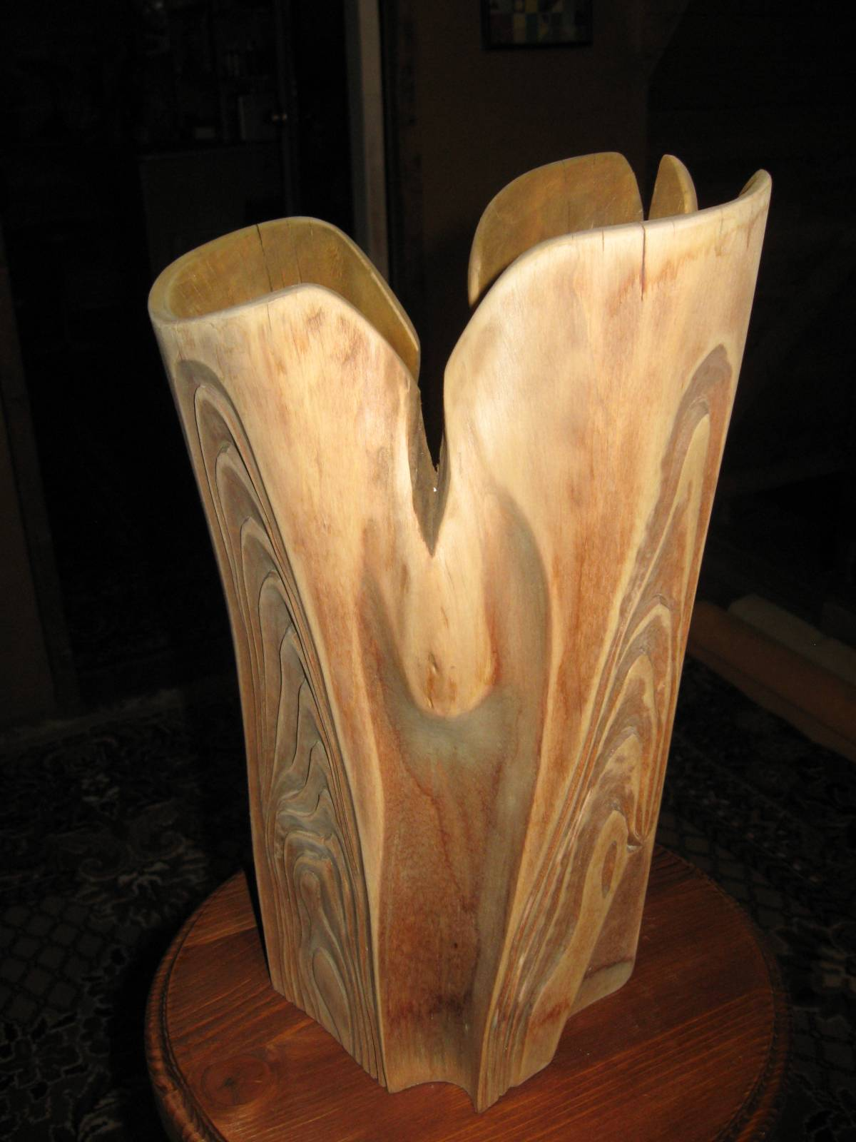 Эротические вазы из дерева 24 фотография